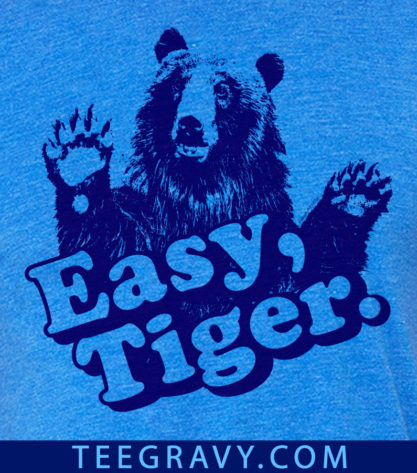 The Return of Easy Tiger