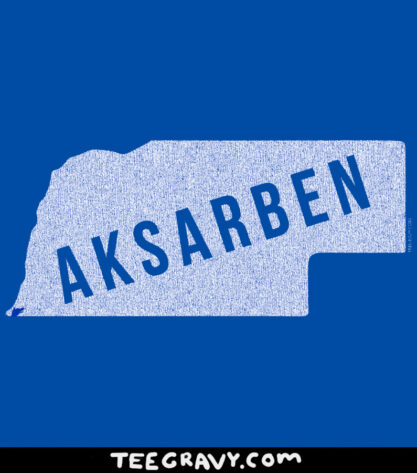 Aksarben in Blue